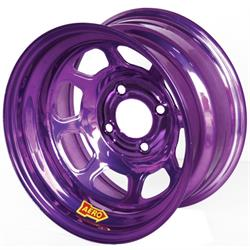 Aero 36-974531PUR 36 Series 13x7 Wheel, Spun, 4x4.5 BP 3.125 BS