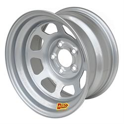 Aero 50-074530 50 Series 15x7 Inch Wheel, 5 on 4-1/2 BP, 3 Inch BS