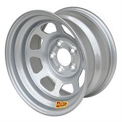 Aero 50-084740 50 Series 15x8 Inch Wheel, 5 on 4-3/4 BP, 4 Inch BS