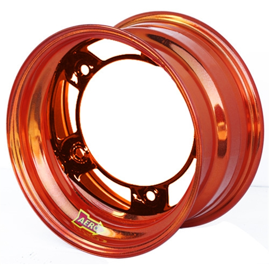 Aero 51-980550ORG 51 Series 15x8 Wheel, Spun, 5 on WIDE 5, 5 Inch BS