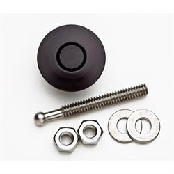 Quik-Latch QL-25-SB Black Anodized Universal Quick Release Latch