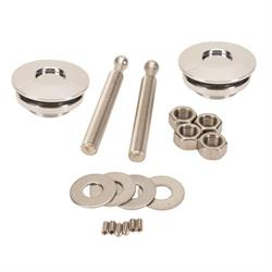 Quik-Latch QL-50-LP-P Polished Low Profile Hood Pins
