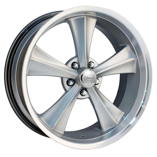 Rocket Racing Booster 20x8.5 Wheel, 5x4.5, 5.25 BS