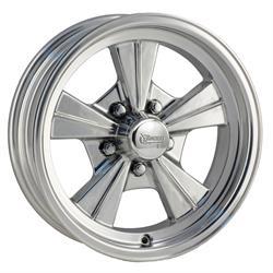 Rocket Racing Wheels 546117 Strike Wheel, 15 x 4-1/2, 5 on 4-3/4, 1-3/4 Inch Backspace