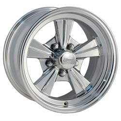 Rocket Strike Wheels, 15 x 8, 5 on 4-3/4, 4-1/2 Inch Backspace