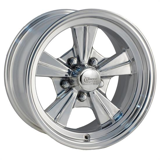 Rocket   Strike Wheels, 15 x 8, 5 on 5, 4-1/2 Inch Backspace