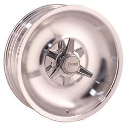 Rocket Racing Wheels Solid Wheel, 16 x 5, 5 on 5.5, 1.875 Inch Backspace
