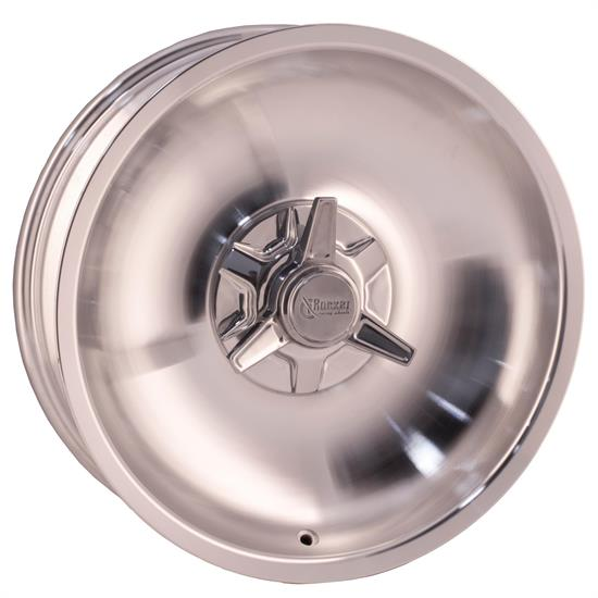 Rocket Racing Wheels Solid Wheel, 18x6, 5 on 4.75, 2.375 Backspace