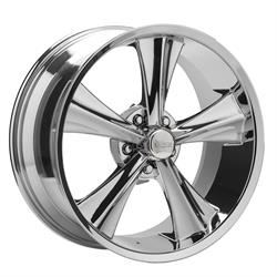 Rocket Racing Modern Muscle Booster 20X9 Wheel, 5x4.50 BP, 30mm Off.