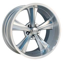 Rocket Racing Wheels Booster Series 20X10 Wheel, 5X5 BP, 5.5 BS