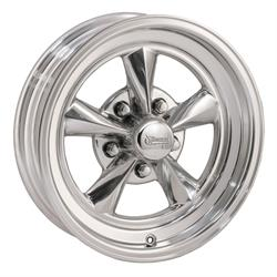 Rocket Racing Wheels Fuel Series 15X4 Wheel, 5X4.5 BP, 1.5 BS