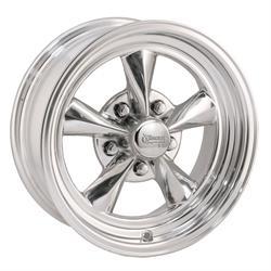 Rocket Racing Wheels Fuel Series 15X6 Wheel, 5X4.75 BP, 3.5 BS