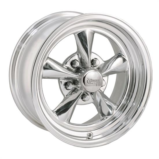 Rocket Racing Wheels Fuel Series 15X7 Wheel, 5X4.75 BP, 4.25 BS