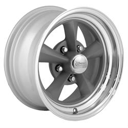 Rocket Racing Wheels Fuel Series 15X7 Wheel, 5X4.5 BP, 4.25 BS