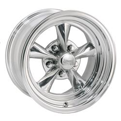 Rocket Racing Wheels Fuel Series 15X8 Wheel, 5X4.75 BP, 4.5 BS