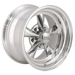 Rocket Racing Wheels Fuel Series 15X8 Wheel, 5X4.75 BP, 4.5 BS