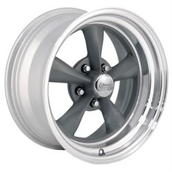 Rocket Racing Wheels Fuel Series 17X8 Wheel, 5X4.75 BP, 4.5 BS