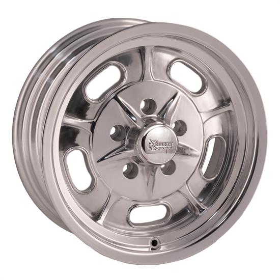 Rocket Racing Wheels Igniter Series 15X6 Wheel, 5X4.5 BP, 3.5 BS