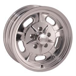 Rocket Racing Wheels Igniter Series 15X6 Wheel, 5X4.5 BP, 3.5 BS