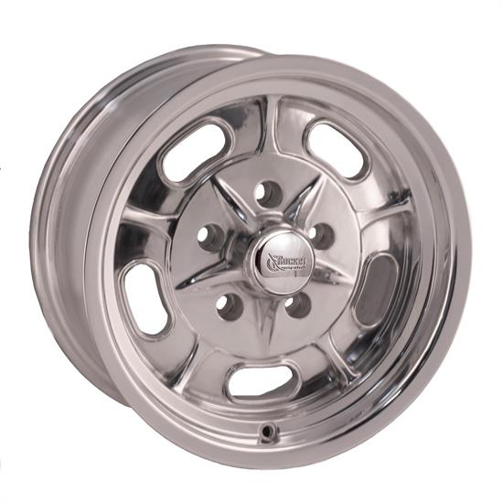 Rocket Racing Wheels Igniter Series 15X7 Wheel, 5x5 BP, 4.25 BS