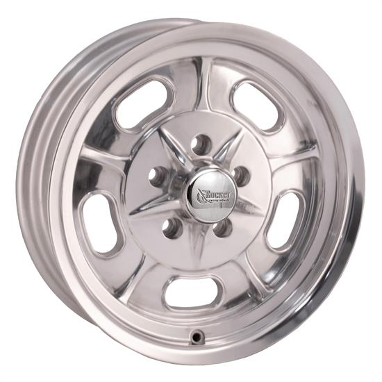 Rocket Racing Wheels Igniter Series 16X4.5 Wheel, 5X5.5 BP, 2 BS