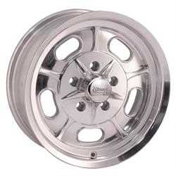 Rocket Racing Wheels Igniter Series 16X6 Wheel, 5x4.75 BP, 3.5 BS