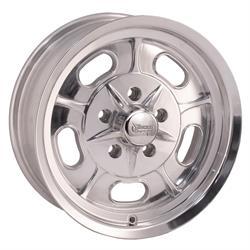 Rocket Racing Wheels Igniter Series 16X6 Wheel, 5x4.75 BP, 3.5 BS