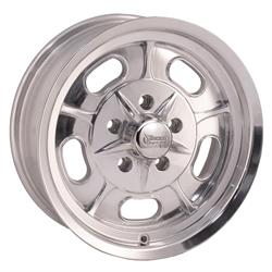 Rocket Racing Wheels Igniter Series 16X6 Wheel, 5X4.5 BP, 3.5 BS