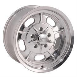 Rocket Racing Wheels Igniter Series 16X8 Wheel, 5X5.5 BP, 3.75 BS