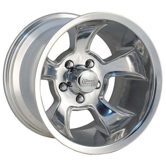 Rocket Racing Wheels Injector Series 15X10 Wheel, 5X5.5 BP, 3 BS
