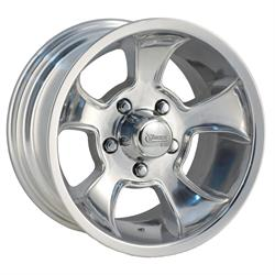 Rocket Racing Wheels Injector Series 15X8 Wheel, 5x4.5 BP, 3.75 BS