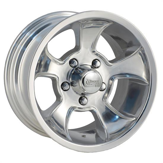Rocket Racing Wheels Injector Series 15X8 Wheel, 5X5.5 BP, 4.5 BS