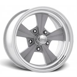 Rocket Racing Wheels Strike Wheel, 17x8, 5 on 4.5