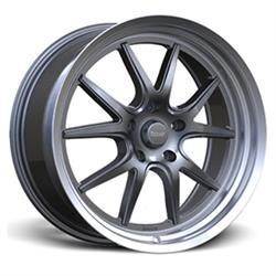 Rocket Racing Wheels Attack Wheel, 18x12, 5 on 4.5