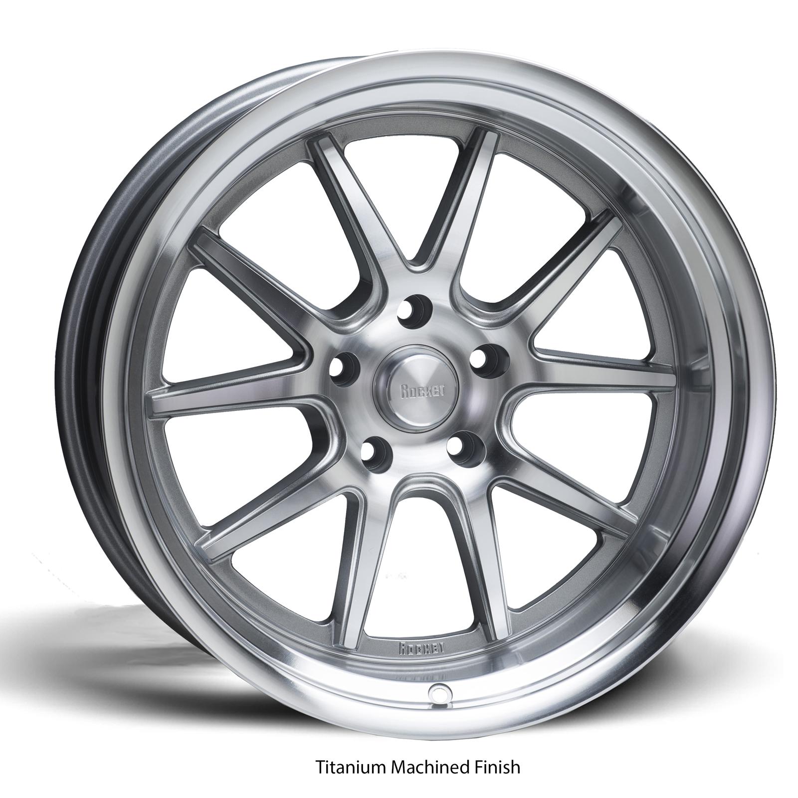 Rocket-Racing-Wheels-TTR16-887345-Attack-Wheel-18x8-5-on-5 thumbnail 4