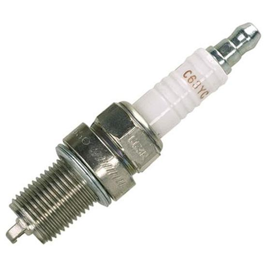 Champion 792 C59YC 14mm Spark Plug, .750 Reach 5/8 Hex 59 Range Cold