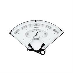 Classic Instruments BelEra II Dash Assembly Gauge Set, 1955-56 Chevy