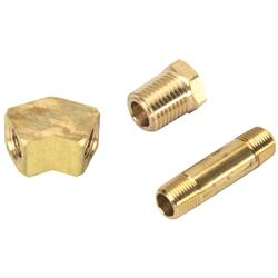 Classic Instruments SN57F Oil Pressure Sender Bushing Kit Adaptor