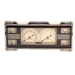 Classic Instruments FC40NT 1940 Ford Nostalgia VT Style Gauge Cluster