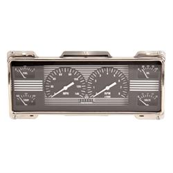 Classic Instruments FC40HR 1940 Ford Hot Rod Style Gauge Cluster