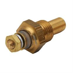 Classic Instruments SN21 Oil Temp Gauge Sender, 1/2-20 Thread