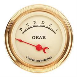 Classic Instruments VT07GLF Vintage Gear Shift Selector