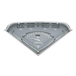 Classic Instruments TF01G 1955-59 Chevy Truck Gauge Set, Grey Face
