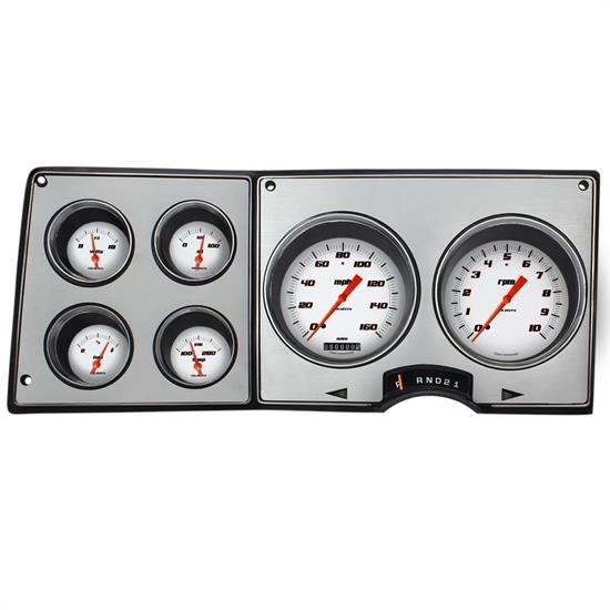 Classic Instruments CT73VSW Direct Fit Gauge Set, 73-87 GM Truck