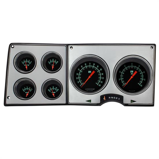 Classic Instruments CT73GS Direct Fit Gauge Set, 73-87 GM Truck