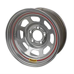 Basset DOT Approved 15 Inch Racing Wheel, 15x7, 5 on 4-3/4, Non-Beadlock