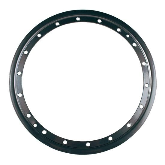 Bassett Racing Wheels 50L Replacement Beadlock Ring, Black