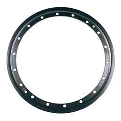 Bassett Racing Wheels 50L Replacement Beadlock Ring, Black