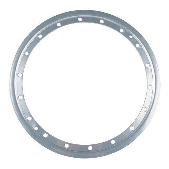 Bassett Racing Wheels 50LS Replacement Beadlock Ring, Silver
