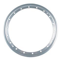 Bassett Racing Wheels 50LS Replacement Beadlock Ring, Silver